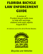 Florida Bicycle Law Enforcement Guide