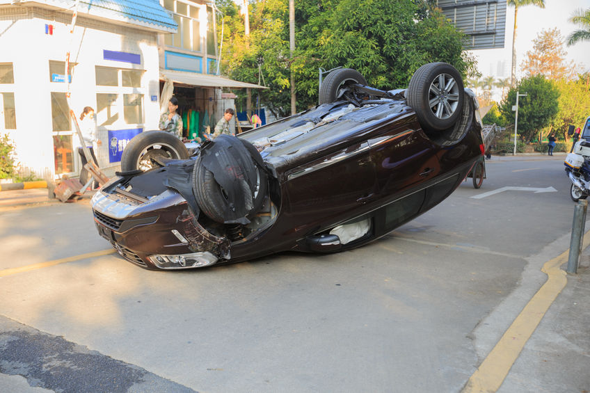 Recent Rollover Accidents Cause Injuries & Deaths - Spivey Law