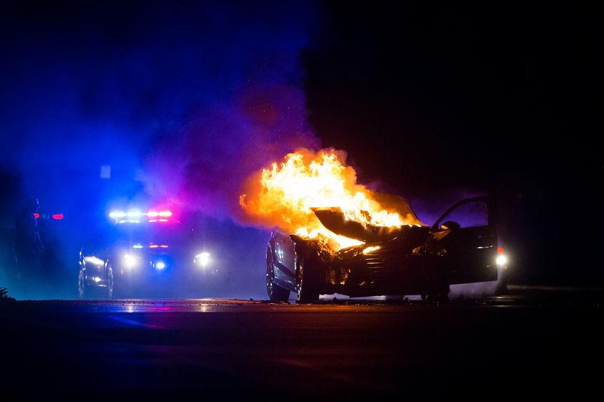 Dangers of Vehicle Burn Injuries - Spivey Law
