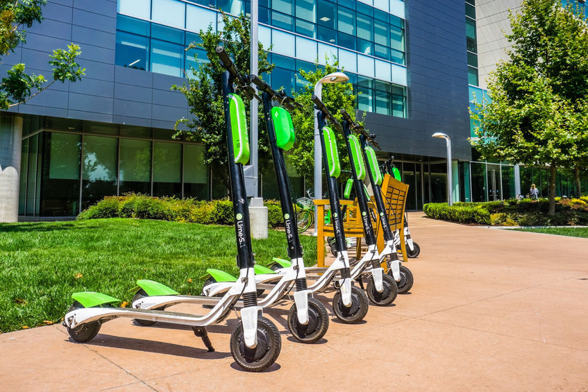E-Scooters in SW Florida? Spivey Law