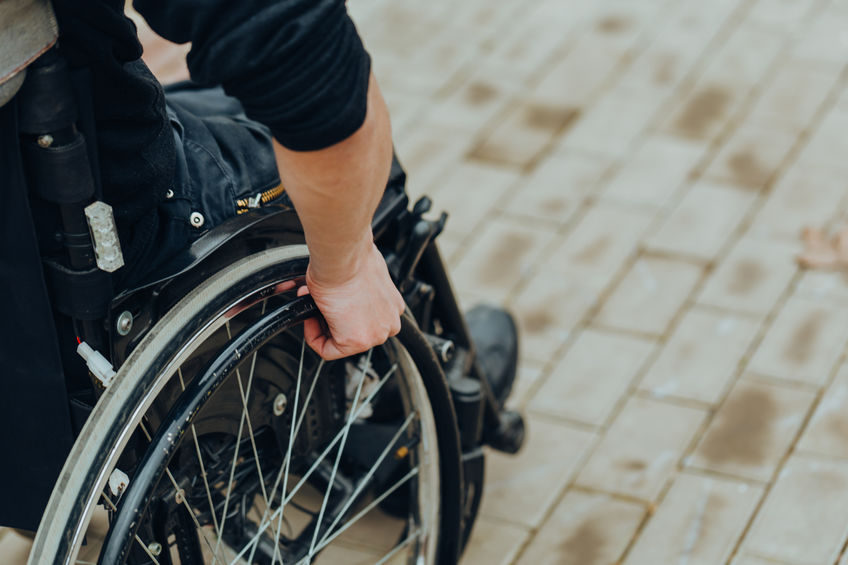 Motorcyle Accident Victim's Paralysis - Spivey Law