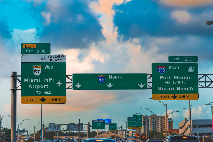 Florida Highways Ranked 3rd in Fatalities