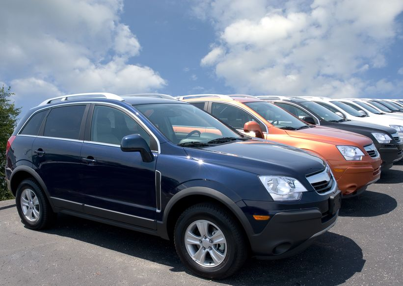 Popular SUVs and Pedestrian Accidents