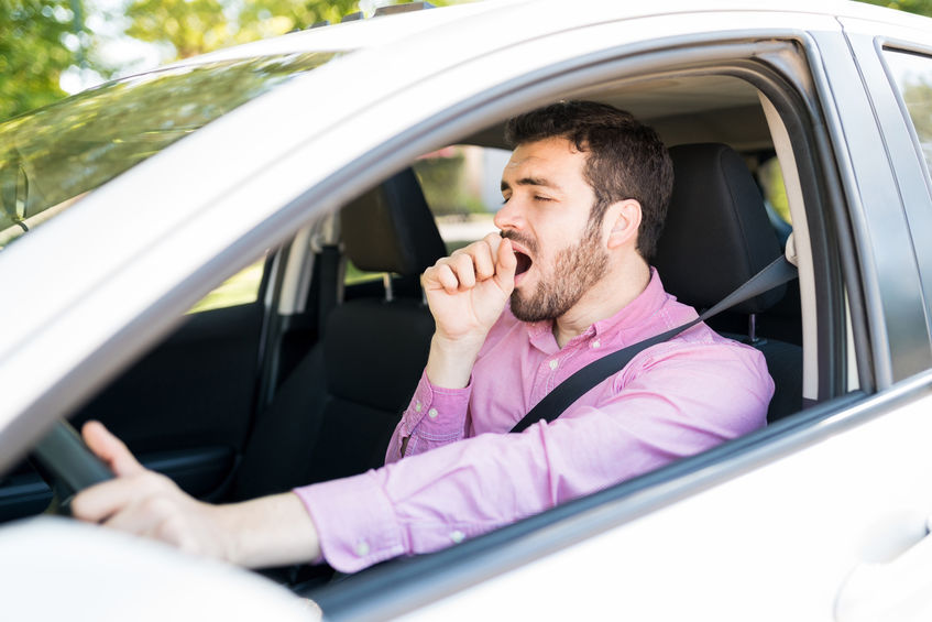 Driver Fatigue is a Recipe for Disaster - Spivey Law