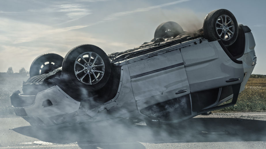 Why Rollover Accidents Happen in SW Florida
