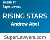 Andrew Abel 2018 Super Lawyers Rising Star