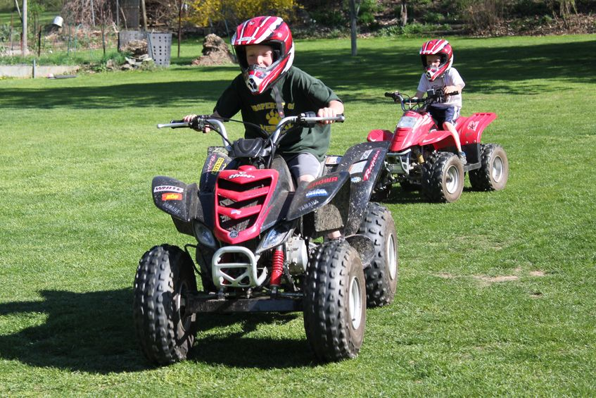 Child Injuries on ATVs