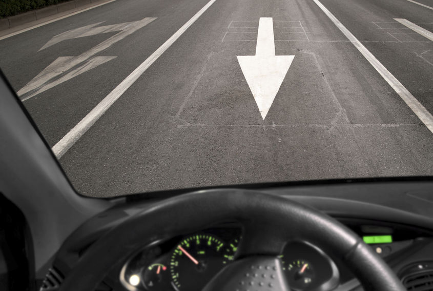 Wrong-Way Accidents Caused by DUIs