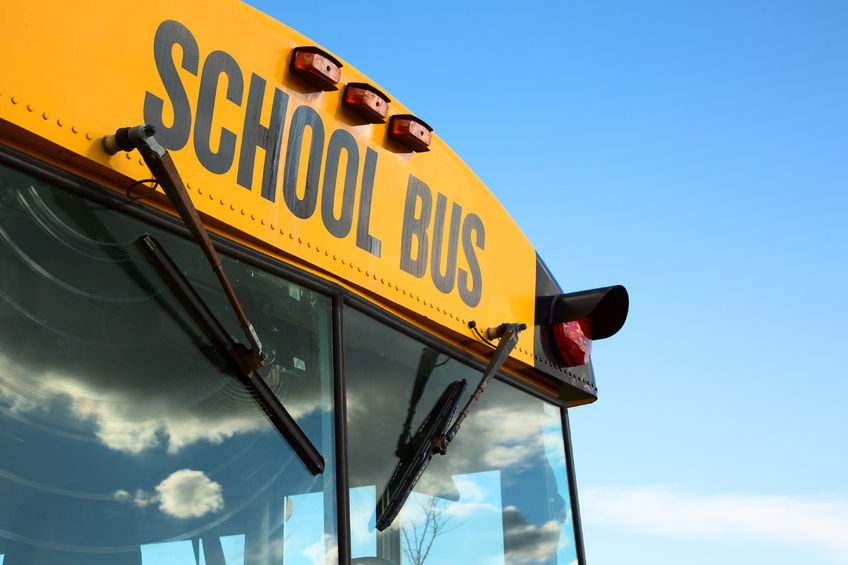 Sharing the Road With School Buses - Spivey Law
