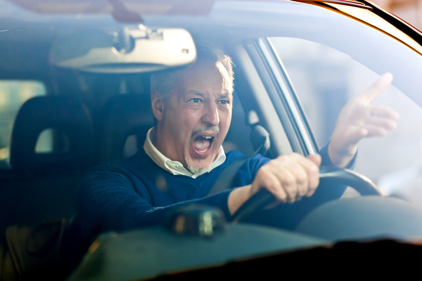 Florida Leads the Nation in Road Rage Incidents - Spivey Law
