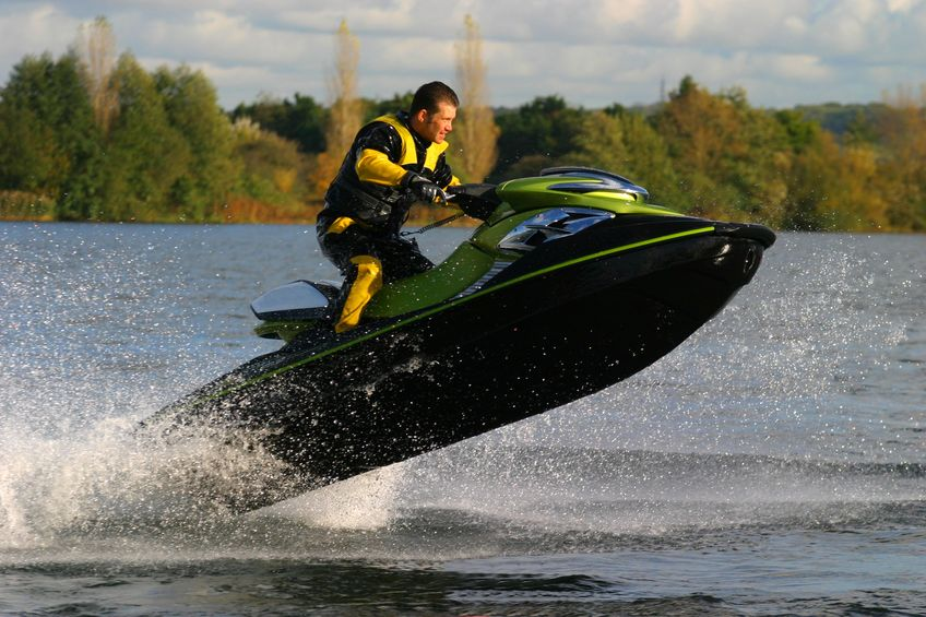 Jet Ski Accidents Can Leave Severe Injuries - Spivey Law