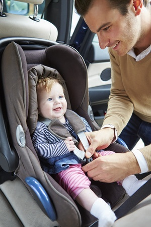 Children Involved in Vehicle Crashes Every 33 Seconds - Spivey Law