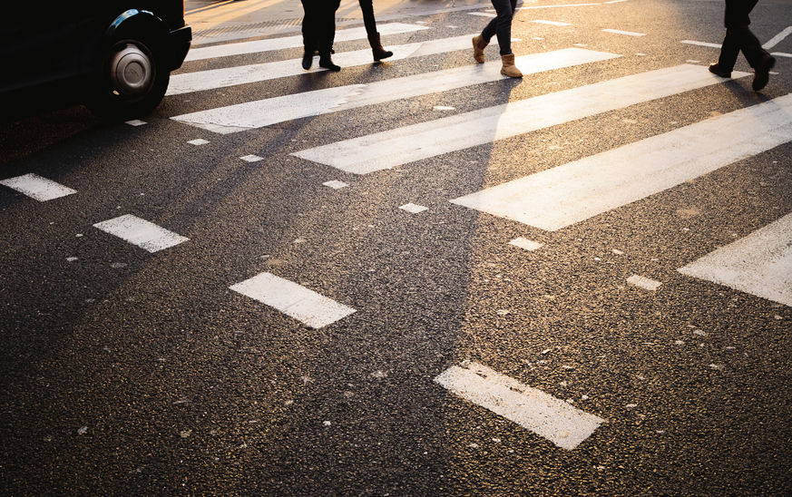 Pedestrian Accidents on the Rise - Spivey Law