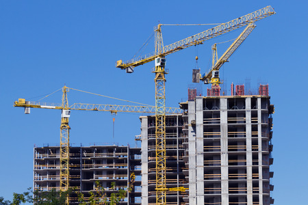 Cranes Top the List of Equipment Worksite Accidents - Spivey Law