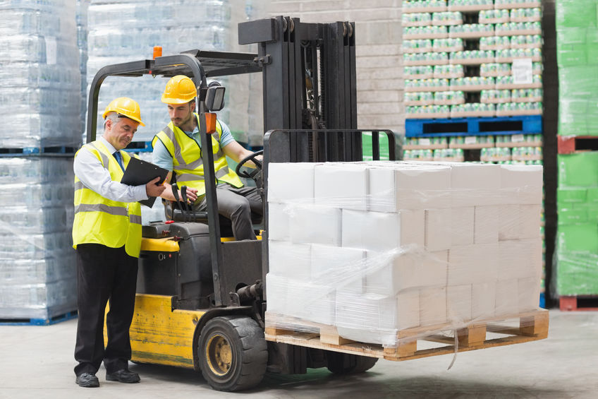 Retail Forklift Accidents Can Cause Serious Injuries - Spivey Law