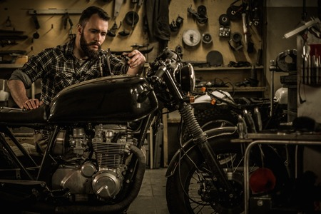 Are Custom-Built Motorcycles Covered Under Product Liability Laws - Spivey Law Firm