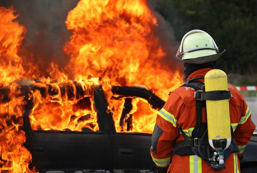 Vehicle Fire Accidents Are Particularly Dangerous - Spivey Law