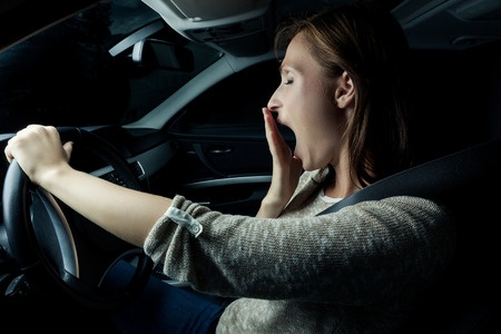 New Research - Crash Risks Double When Driving Drowsy - Spivey Law Firm, Personal Injury Attorneys, P.A.