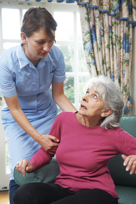 The Warning Signs of Elder Abuse