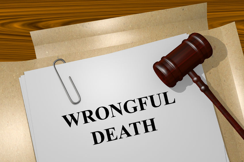 Wrongful Death Damages - Spivey Law