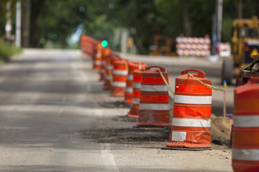 5 Construction Zone Driving Tips - Spivey Law