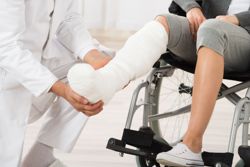 Dangers of Broke Bones in Motorcycle Accidents - Spivey Law