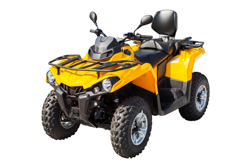 Causes of 2021 ATV Accidents - Spivey Law