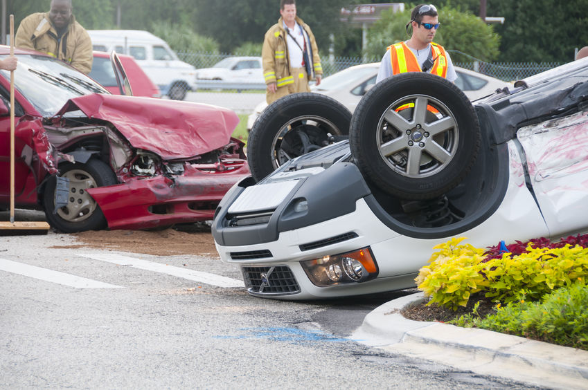 Rollover Accidents Have Higher Fatality Rates than Other Accidents - Spivey Law