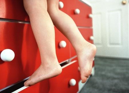 Furniture Tip-Overs - A Danger for Children