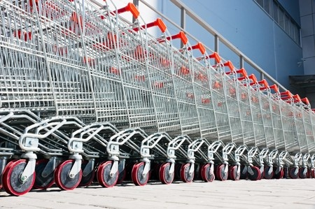 Are Children Safe in Shopping Carts - Spivey Law Firm, Personal Injury Attorneys, P.A.