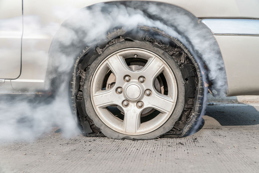 Catastrophic Accidents Caused by Inadequate Tire Inflation
