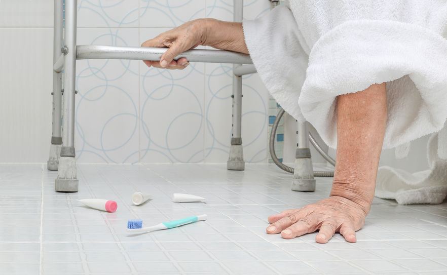 Nursing Home Slip & Falls