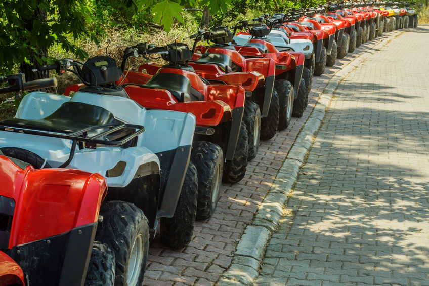 Are ATVs Dangerous for Children? Spivey Law