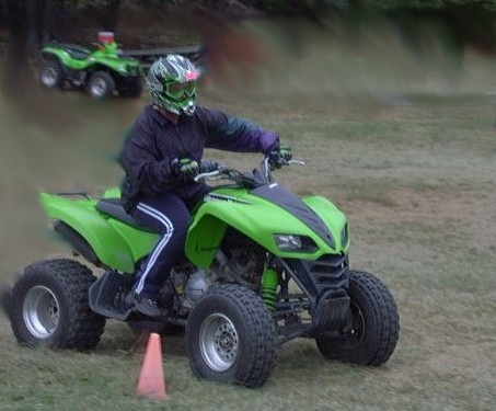 ATVs - Before Riding, Think Safety