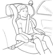 Child in Child Car Seat