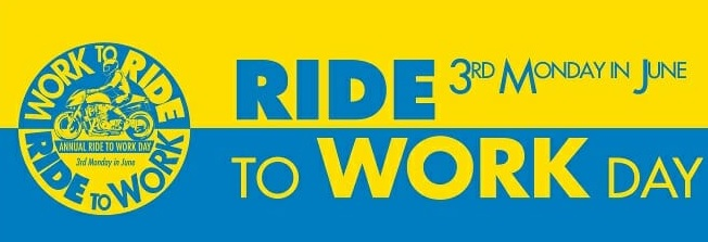 Motorists, Look Twice to Save a Life - Motorcycle Ride to Work Day June 17 - Spivey Law