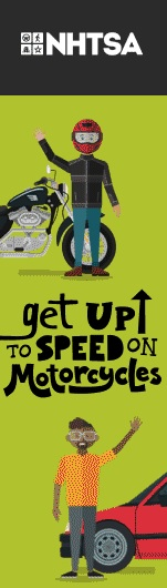 Motorcycle Safety Awareness Month - Get up to Speed